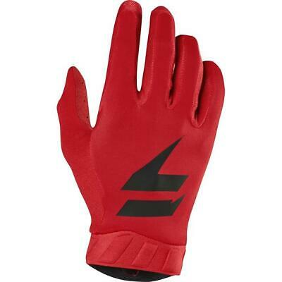 SHIFT MX 3Lack Black Air Glove Motocross Handschuhe 2019 rot Motocross Enduro MX