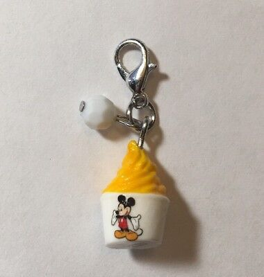 Disney Parks Charmed In The Park- Citrus Swirl Charm