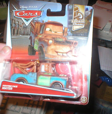 Disney Pixar Cars Fighting Face Mater, Never Opened