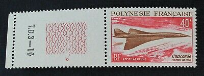 CKStamps: French Polynesia Stamps Collection Scott#C50 Mint NH OG