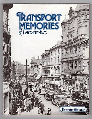 TRANSPORT MEMORIES LEICESTERSHIRE England UK Transportation AUTO Train AVIATION
