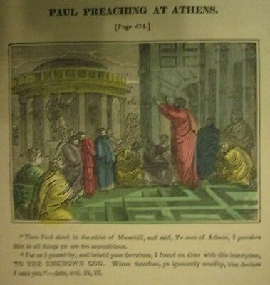 1859 Antique; The Life of Jesus Christ and History of the Jews Very Nice Condt.