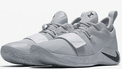 76e281ca2940 NIKE MENS PG 2.5 TB Basketball Shoes Size 8.5 Wolf Grey Womens Size ...