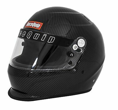 RaceQuip 273357 RaceQuip PRO15 Full Face Helmet Snell SA-2015 Rated, Carbon Fibe