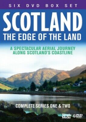 Scotland The Edge of the Land Series 1 and 2 [DVD], 5019322664338