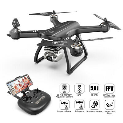 Holy Stone HS700 RC Drone con fotocamera 1080p HD GPS Quadcopter Brushless FPV