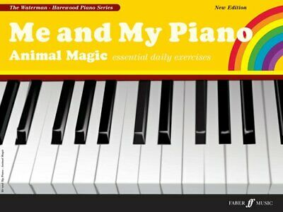 Me and My Piano Animal Magic by Fanny Waterman 9780571532063 | Brand New
