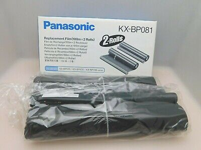 Panasonic KX-BP081 Replacement Film - 2 x 100m