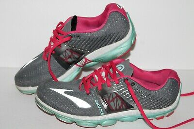 afaefac5c3b BROOKS WOMEN S PURE Cadence 7--Running Shoes--US 10.5-- Black Purple ...