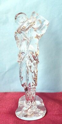Fathers Day Gift Waterford Golfer Crystal Sculpture/Figurine Paperweight Marked