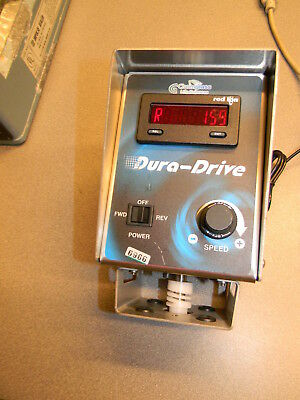 Chemglass Dura-Drive Digital Overhead Drive, CLS-1440-100, W Pwr Adapter