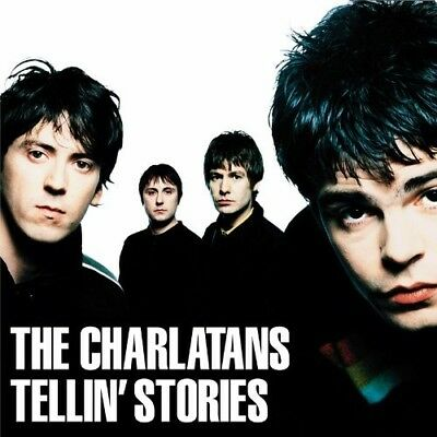 The Charlatans - Tellin' Stories-Expanded 2 Cd Neuf