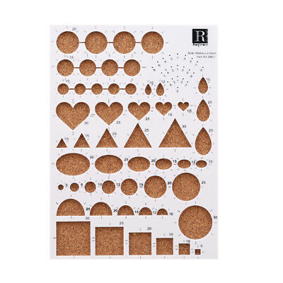 Useful Paper Model Template Board Paper Making Tool Paper Assistant Roll Tool D