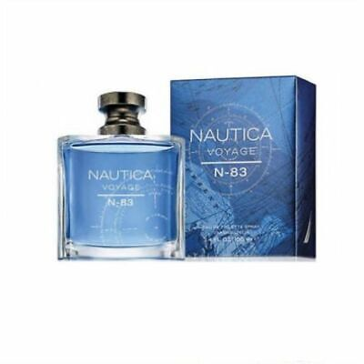 Nautica Voyage N-83 For Men Eau De Toilette 100ml