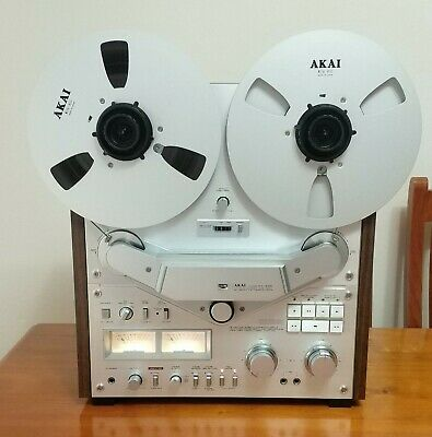 Akai GX 636 reel to reel player/recorder in the excellent condition
