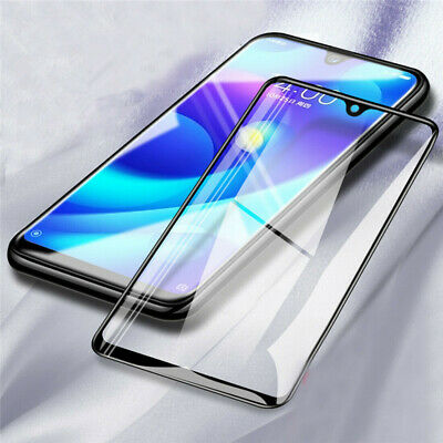 3D Full Coverage Front Screen Protector Tempered Glass For Xiaomi Redmi Note 7