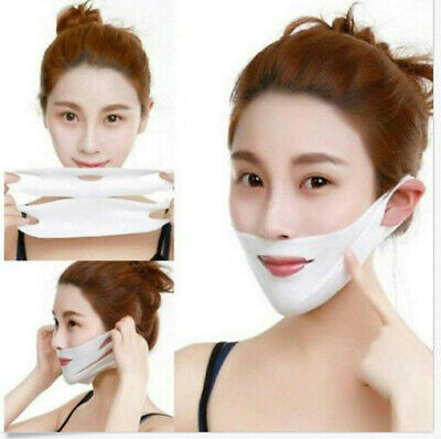 Miracle V-Shaped Slimming Mask (2 Pieces/Set) NEW