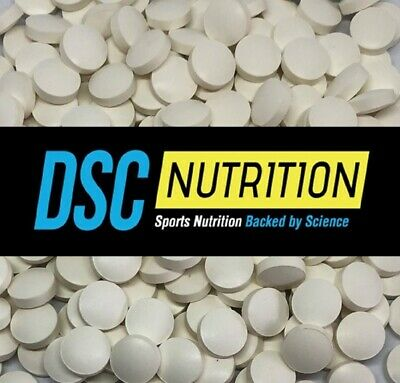 VITAMIN A TABLETS, 100 x 10,000 IU Natural Form as Retinol Acetate DSC Nutrition