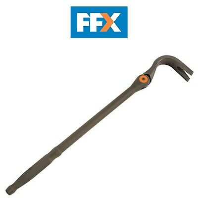 Bahco APB360 Multi-Position Crowbar with V-Claw Head 360mm