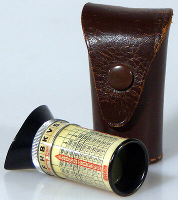 Jnstoscope Meter With Leather Case