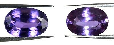 7.90 Ct Color Changing Alexandrite Oval Gemstone 100% Natural Certified G7306