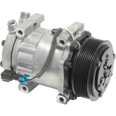 CO 21625C  A//C Compressor w// Clutch New Universal Air Conditioner UAC