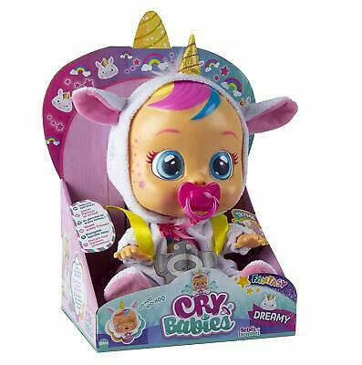 Bruny Dragon Baby WOW Cry Babies Fantasy