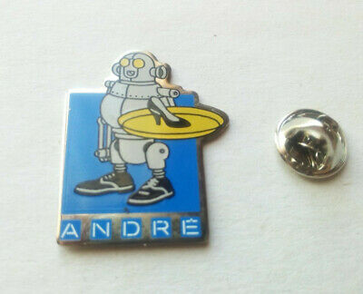 26cd669ae58 Pin s André Chaussures Robot Mode Shoes Fashion Pins Pin Badge