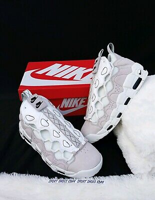 the best attitude be607 c88a5 SIZE 9 MEN S NIKE Air More Money AS QS All Star Vast Grey White AQ0112 001