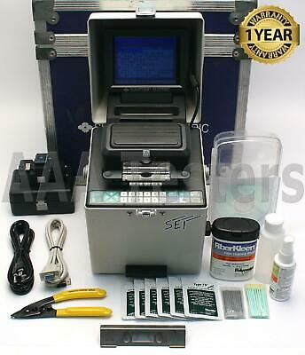 Sumitomo Type-36 SM MM Core Alignment Fiber Fusion Splicer w/ Cleaver Type 36