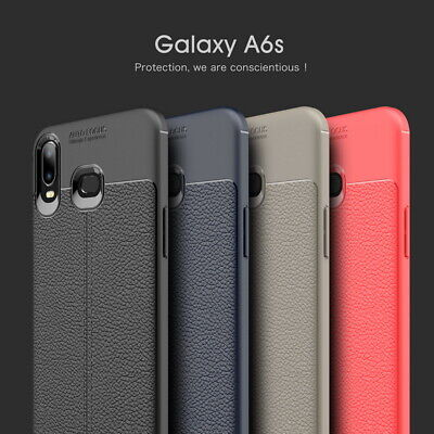 Hybrid Rugged Rubber Bumper Case Cover For Samsung Galaxy A6S A9 Star Pro 2018