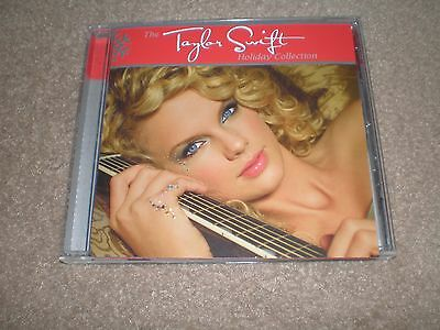 The Taylor Swift Holiday Collection Cd Limited Edition Target 6 Christmas Songs 18 41 Picclick