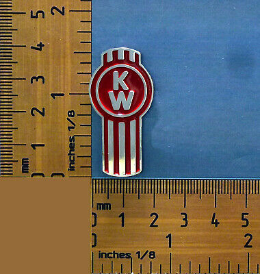 Kenworth Trucks Logo Metal Lapel Pin , Hat Pin, Badge