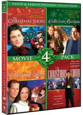 Faith & Family Holiday Collection: Movie 4 Pack New Dvd