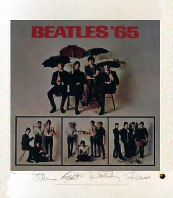 The Beatles Beatles '65 Open Edition Out of Print - Last Ones!