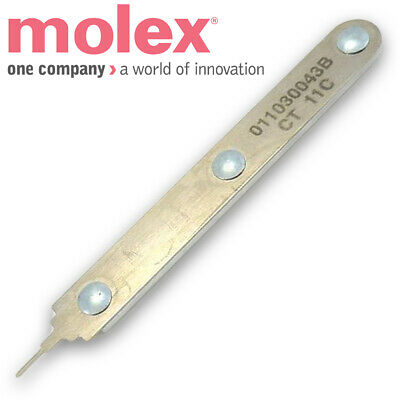 MOLEX MINI-FIT JR  Pin Remover Removal Extractor Extraction