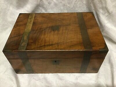 Old Antique Writing Box