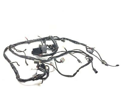 98 Harley Davidson Road King Fi Police Used Main Chassis Wiring