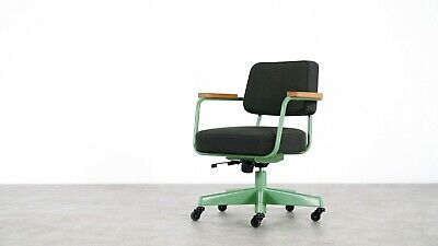 Jean Prouvé   Fauteuil Direction Pivotant 1951 Limited RAW Office Edition Chair