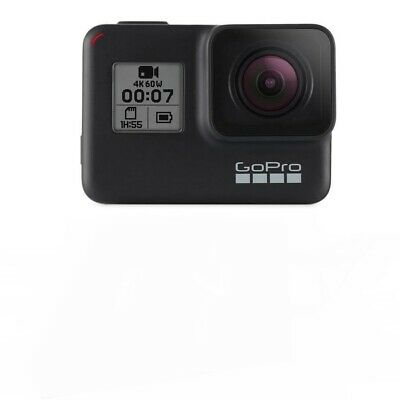 GoPro HERO7 Black action camera art. CHDHX-701-RW