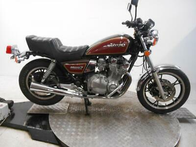 SUZUKI GS550 BARN Find - £700 00 | PicClick UK