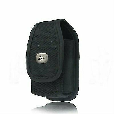 Universal Rugged Heavy Duty Nylon Pouch Case For Small Flip Phones