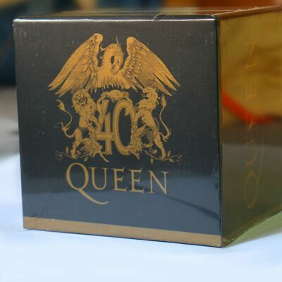 The Queen 40th Anniversary 30 CD Box Set Booklets Full Collection China Factory