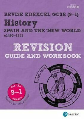 Revise Edexcel GCSE (9-1) History Spain and the New World Revision Guide and...