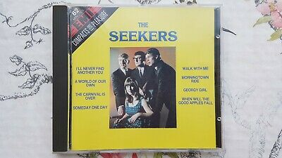 CD EMI The Seekers CC 226 Compacts for Pleasure