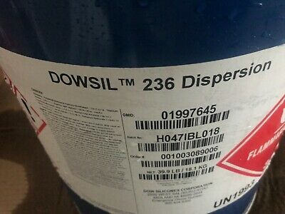 Dow DOWSIL 236 Dispersion 39.9 LB