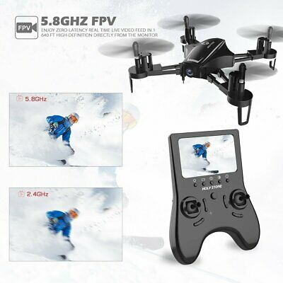 Holy Stone RC Drone HS230 FPV con 720P telecamera Quadcopter video LCD 5.8G