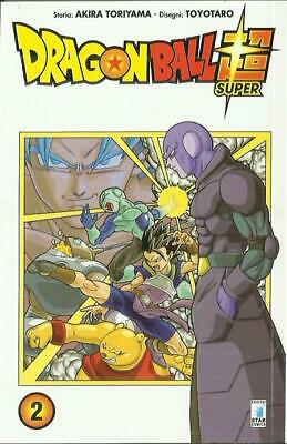 DRAGON BALL SUPER n° 2 (Star Comics, 2017) manga