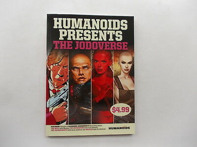 Humanoids Presents The Jodoverse Graphic Novel