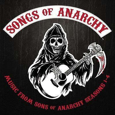 Varios - Songs Of Anarchy: Música From Sons Of Anarchy Seasons 1-4 Nuevo CD